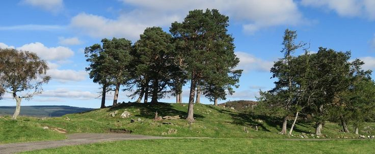 Visiting the Outlander Filming Locations