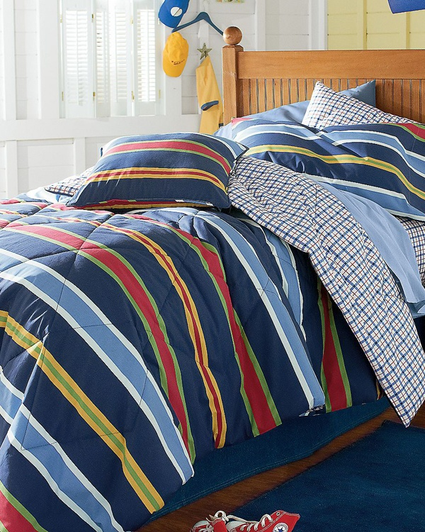 Stripe Comforter Sets: Bring the comfort in with a new bedding set from coolmfilb6.gq Your Online Fashion Bedding Store! Get 5% in rewards with Club O!