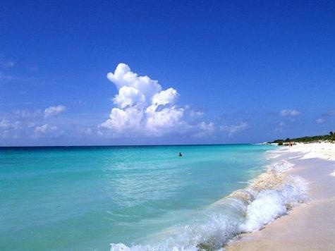 Playa del Carmen in Mexico...such a such place