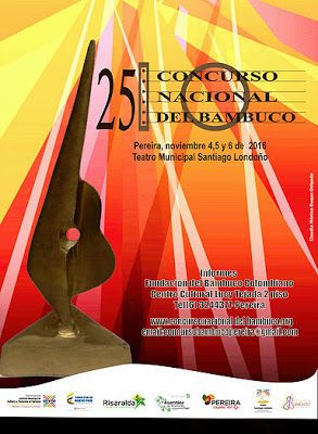 ACUARELA COLOMBIANA RADIO: 25 CONCURSO NACIONAL DEL BAMBUCO