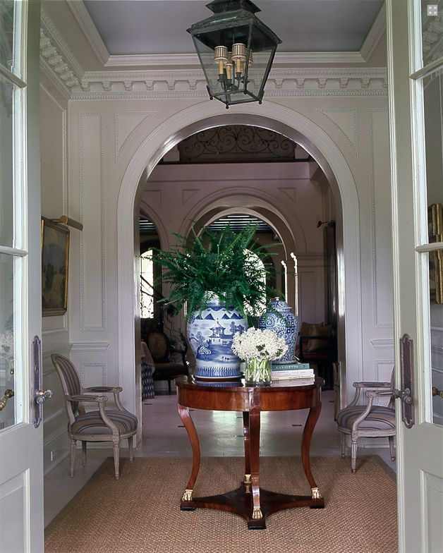 Beautiful Foyer Furniture : Reasons why every foyer needs a table the enchanted