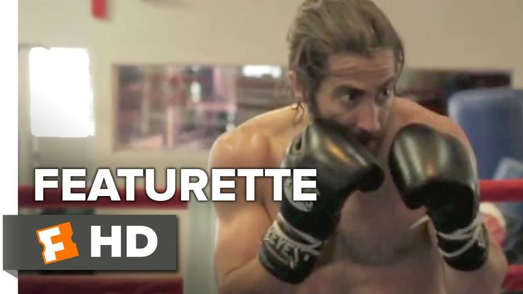 Wow ! :-O Southpaw Featurette - Training (2015) - Jake Gyllenhaal, Rachel McAdams ...