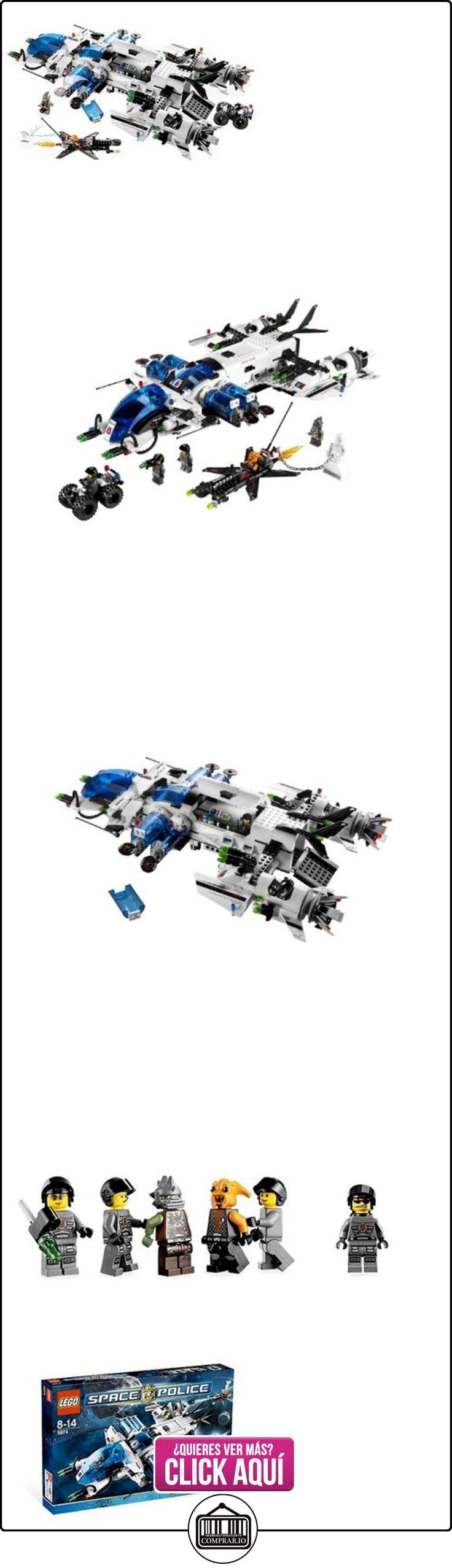 LEGO 5974 Galactic Enforcer (LEGO Space Police Galactic Enforcer) [parallel import goods] (japan import)  ✿ Lego - el surtido más amplio ✿ ▬► Ver oferta: https://comprar.io/goto/B00AHQCGKE