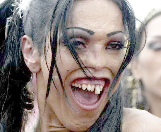 World 39 s ugliest woman women of south punjab ugly - Ugly face wallpaper ...