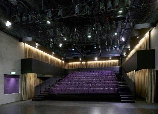 AD Round Up Theatres Part I & 7 best Black Box Theater images on Pinterest | Black box Theater ... azcodes.com