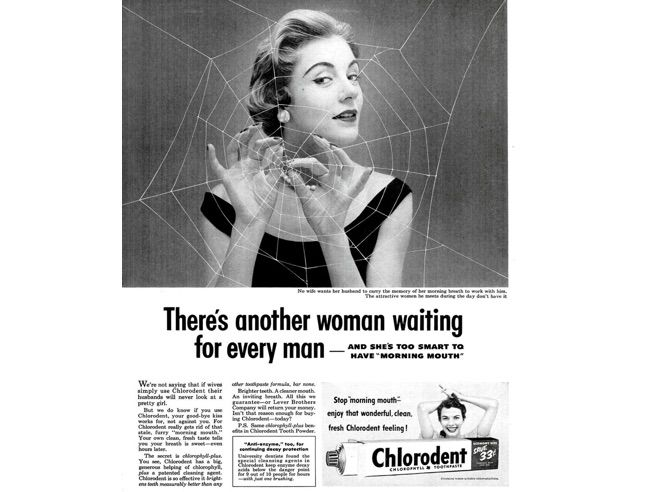 Seriously Disturbing Vintage Advertisements • Page 79 of 170