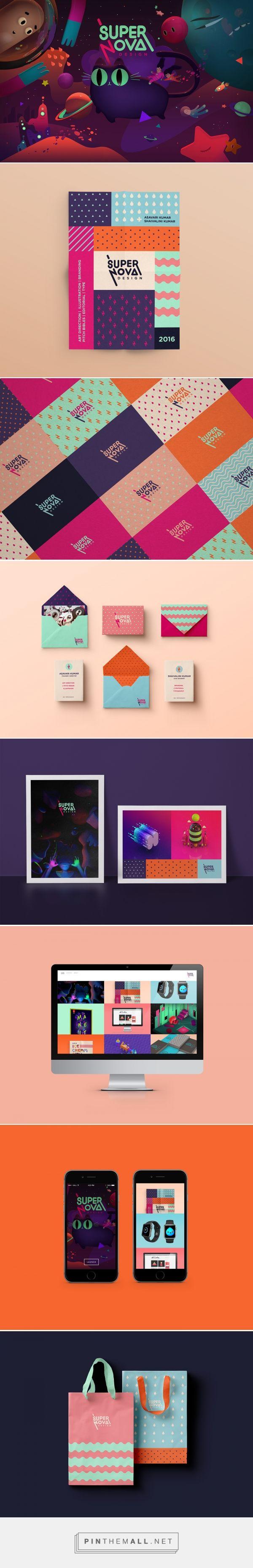 Supernova Design Self Branding | Fivestar Branding Agency – Design and Branding Agency & Curated Inspiration Gallery