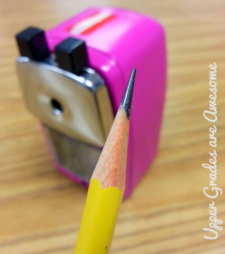 Best Pencil Sharpener. EVER. I need to get one. Every year I ask for or order a pencil sharpener and it often goes to the new classroom teacher. ESOL teachers need pencil sharpeners too!