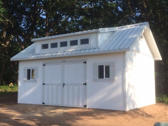 Custom Man Cave Shed : Best images about custom buildings sheds on