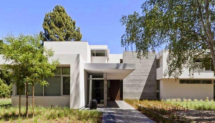 Casa ARA diseño minimalista by Swatt Miers Architects   ArQuitexs