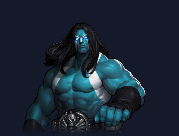 HU_Thunder Warrior Tron