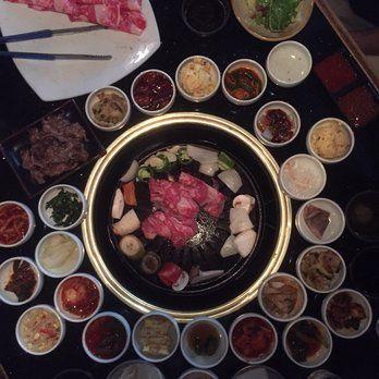 Genwa Korean BBQ - Los Angeles, CA, United States. YES.