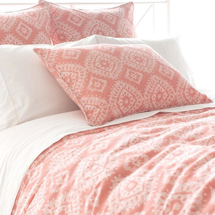 Rosenberry Rooms has everything imaginable for your child's room! Share the news and get $20 Off  your purchase! (*Minimum purchase required.) Ramala Coral Duvet Cover