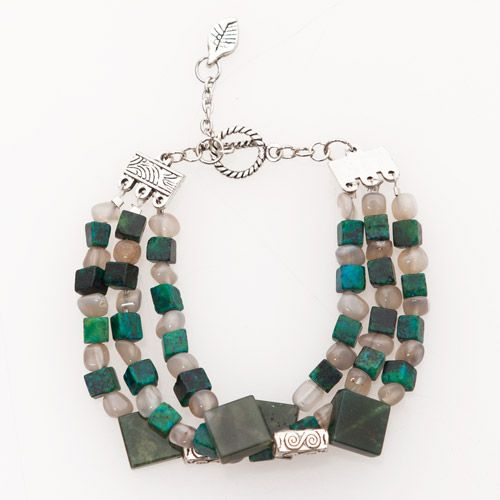 Bosque Verde Green Bracelet