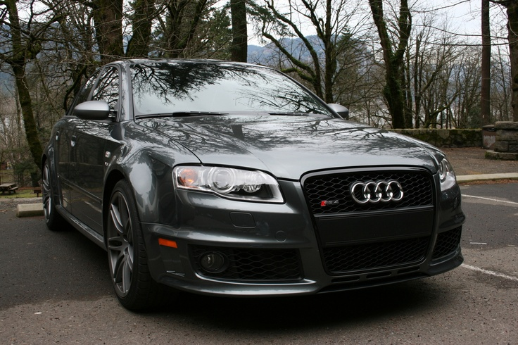 Audi RS4 I love this car!