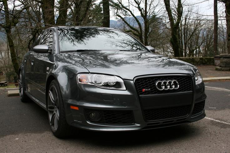 Audi RS4 I love this car!