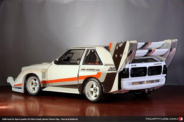 1986 Audi Sport Quattro S1 Audihuntvalley Audi Love
