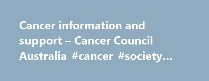 Cancer information and support – Cancer Council Australia #cancer #society #car #donation http://india.nef2.com/cancer-information-and-support-cancer-council-australia-cancer-society-car-donation/  # Cancer Council Australia 31 May 2017 | Media releases Tobacco is the number one preventable cause of the life expectancy gap between Indigenous and non-Indigenous Australians, highlighting the need for strong action, Cancer Council Australia and the National Heart Foundation said today. Speaking…