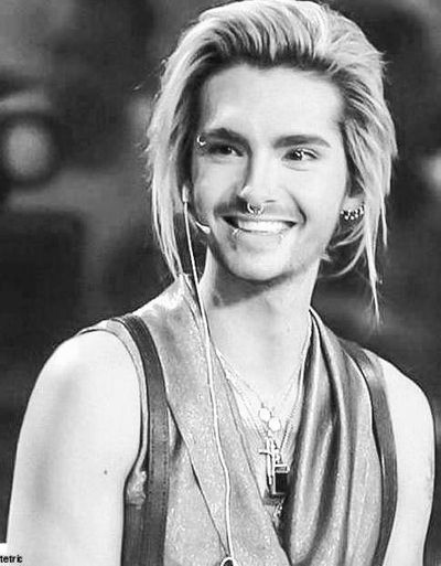 bill kaulitz.... so beautiful this man is GEEZZ....