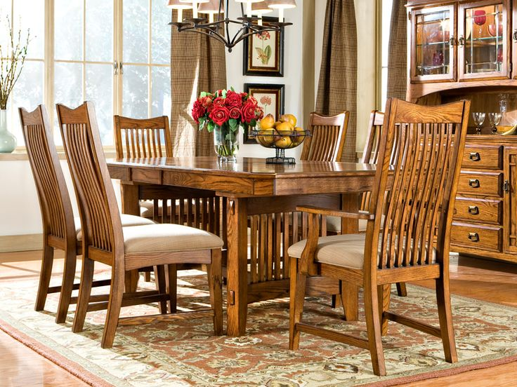 intercon furniture pasadena revival dining room furniture