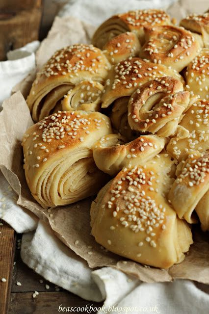 ''SUNFLOWER'' BULGARIAN BREAD from Bea's cookbook: