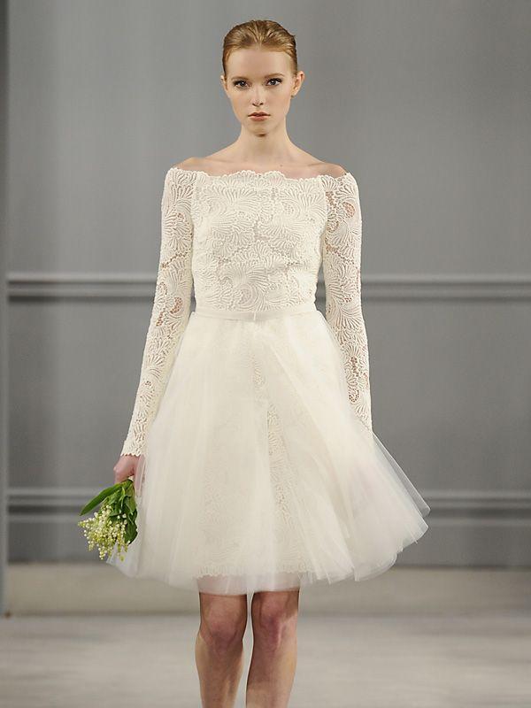 14 best Kleider Standesamt images on Pinterest | Hochzeitskleider ...
