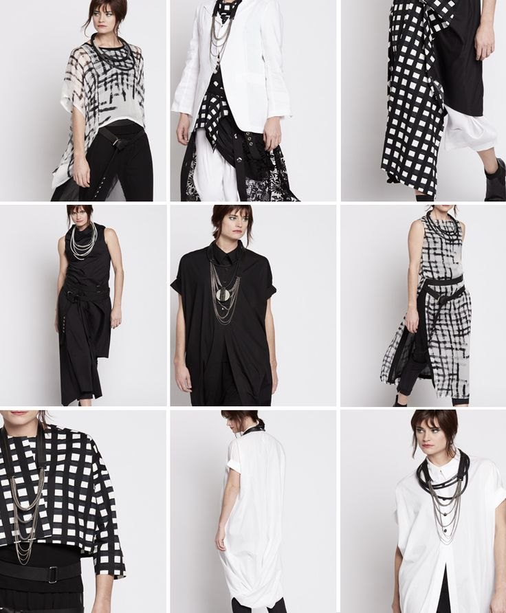 Fresh, bold and graphic, we celebrate spring with a selection of collection favourites in black + white...