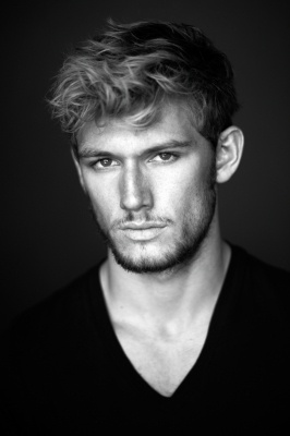 Alex Pettyfer. And he's younger than me. Unreal.