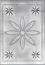 free images of patterns to do tin punch | Pure & Simple Collection For Pie safe panels made by Country Accents?