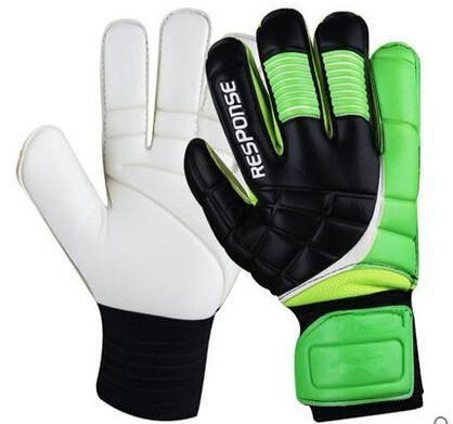 Professional football goal keepers glove fingertall torwarthandschuhe goalkeeper Goalie gloves guantes de futbol de porteros