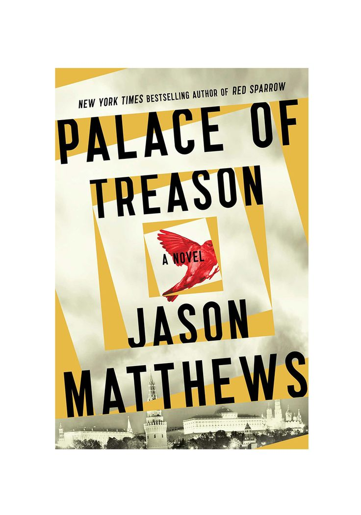 A mere boss could never threaten Russian intelligence officer Dominika Egorova, heroine of the thrilling new novel Palace of Treason.