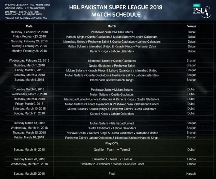 Heres How You Can Buy Tickets for HBL PSL 2018