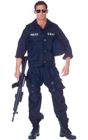 Swat Uniform | Jokers Masquerade