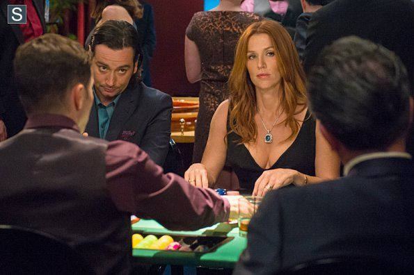 Constantine Maroulis is on july 20 on tv series  Unforgettable - Season 3 - Episode 3.04 - Cashing Out - Unforgettable -