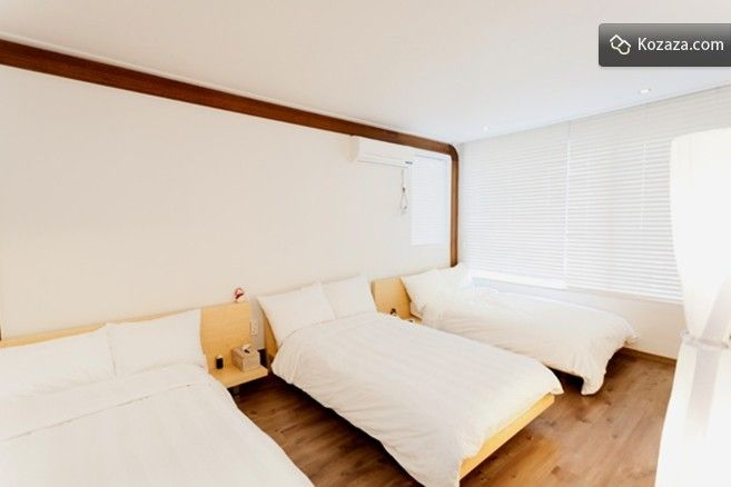 [ ONLY WOMEN! ] Boutique Guest houes (in Garosugil, Seoul) : Dormitory