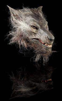 529 - Live Auction 2016 - Stunt Lycan Mask | Prop Store - Ultimate Movie…