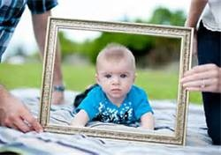 6 Month Picture Ideas For Baby Boys - every month would be cute....... show all 12 at 1st bray party :)