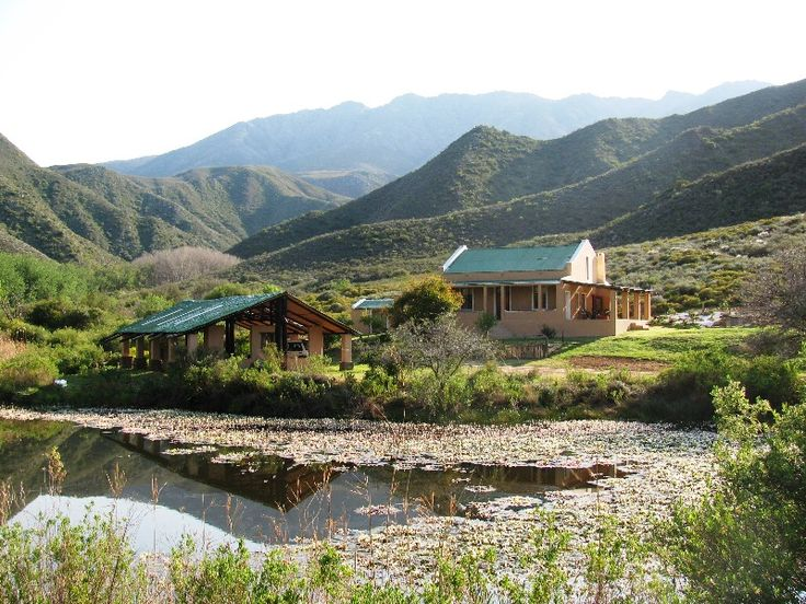 Buitenstekloof Mountain Cottages - At the foot of the majestic Langeberg Mountains, in a pristine and unspoilt kloof, lies Buitenstekloof Mountain Cottages, a jewel in nature's crown.  If ever you needed a place to unwind, to enjoy friendship ... #weekendgetaways #robertson #southafrica