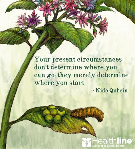 Your present circumstances don't determine where you can go; they merely determine where you start – Nido Qubein #Inspirational #Quotes