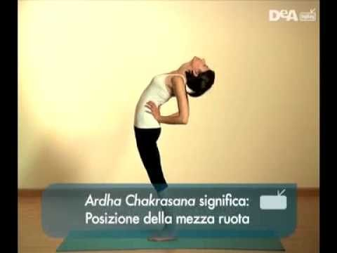 yoga esercizi del mattino.mp4 - YouTube