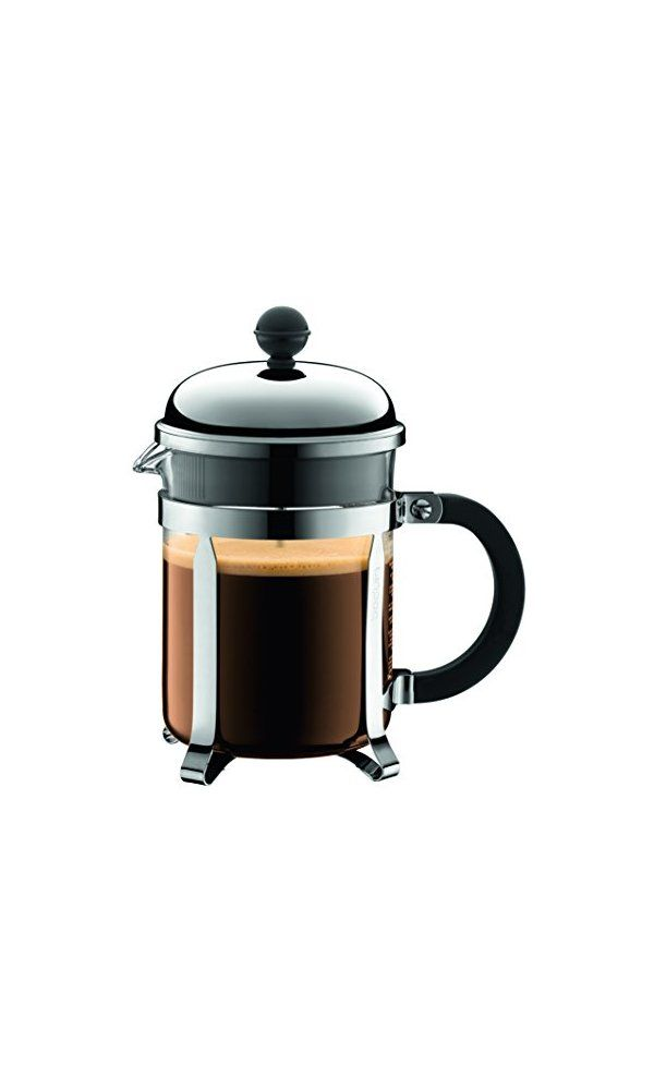 Bodum Chambord 4 Cup French Press Coffee Maker 17 Ounce Chrome Deal Price