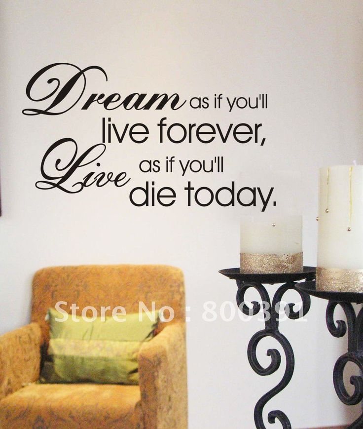 Delightful Wall Decals Quotes | 60*80cm Vinyl Quote Wall Stickers ,waiting Room  Decorative Quote Part 30