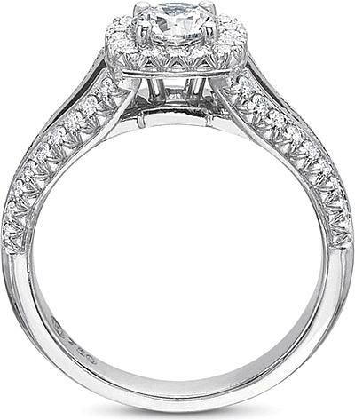 153 best Engagement Rings images on Pinterest Antique engagement
