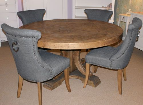 1000 ideas about Large Round Dining Table on Pinterest  : 450552b41fa943e4a3f415d803885289 from www.pinterest.com size 500 x 368 jpeg 29kB