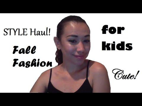 hats buy online uk Kiddie Fashion TRY ON Haul for fall  YouTube
