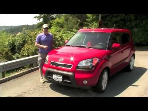 2010 Kia Soul Auto Reviews with Mike West for pnwAutos.com Pacific North...