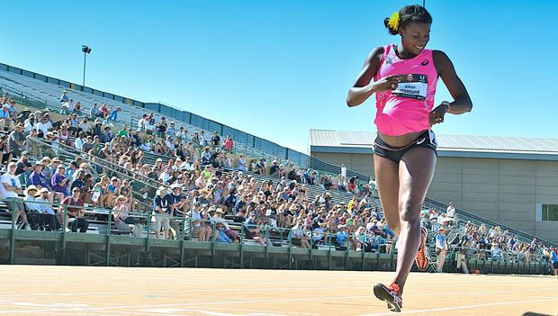 Alysia Montano Hopes to Inspire Daughter at 2016 Olympics