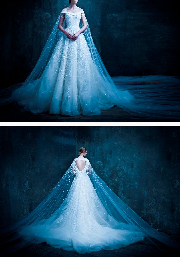 17 best images about michael cinco wedding gowns on