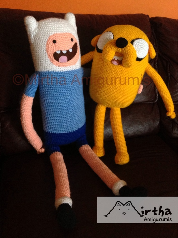 Finn And Jake Amigurumi Patterns Free : 17 Best images about Finn the hat, Finn the human on ...