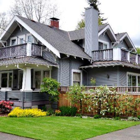 54 best homes in portland oregon images on pinterest for Portland craftsman homes